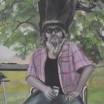 Hamilton at Poor Farm by Cathy Martin