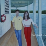 Boat Ride by Cathy Martin