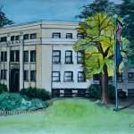 Twente Hall University of Kansas