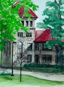 Stauffer-Flint Hall